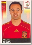 Andres Iniesta. I've got nothing funny to write about this colossal player.