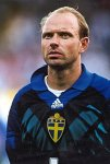 Thomas Ravelli. Awesome GK? Yes! International caps record holder? Hell no!