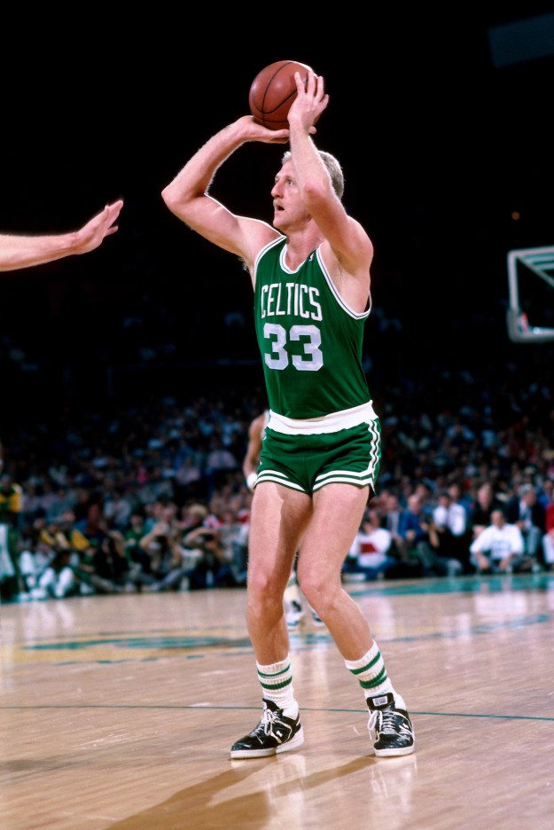 "Yeah, let's make it a ""Celtics Photos"" post. I feel particularly wild today."