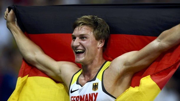 Thomas Rohler, or as I like to call him - Nice Bastian Schweinsteiger